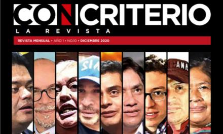 ConCriterio La Revista, diciembre 2020