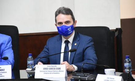 INSIVUMEH: nadie toca la gallinita de oro del diputado Jorge García Silva