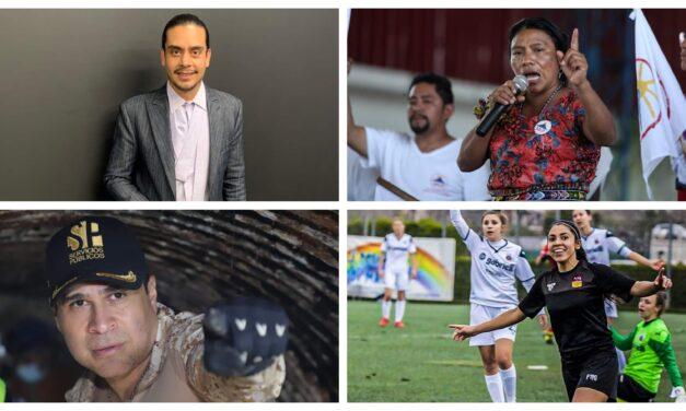 Personajes destacados: 4 guatemaltecos que están haciendo historia