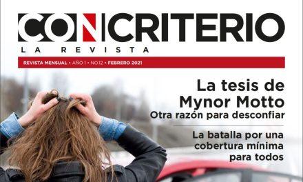 ConCriterio La Revista, febrero 2021