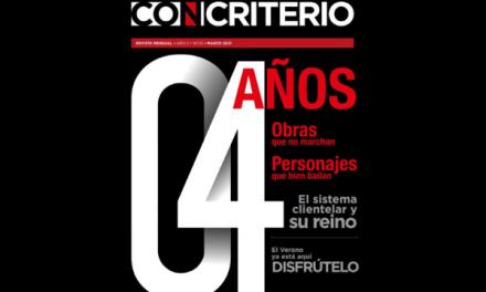 ConCriterio La Revista Marzo 2021