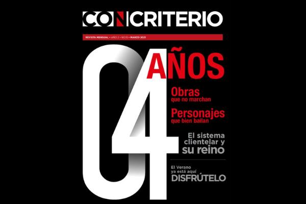 "ConCriterio La Revista Marzo 2021<span class=""wtr-time-wrap after-title"">Lectura de <span class=""wtr-time-number"">1</span> min.</span>"