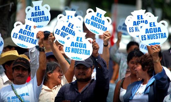 "El Salvador: Bukele, sin conocerla, vetará la ley de aguas<span class=""wtr-time-wrap after-title"">Lectura de <span class=""wtr-time-number"">3</span> min.</span>"