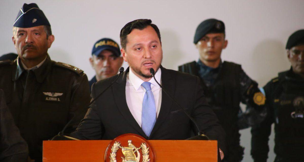 "Ministro de Gobernación presenta paquete de reformas de seguridad y justicia<span class=""wtr-time-wrap after-title"">Lectura de <span class=""wtr-time-number"">3</span> min.</span>"