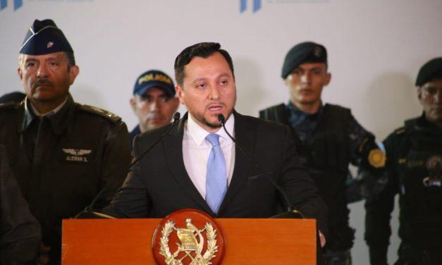 Ministro de Gobernación presenta paquete de reformas de seguridad y justicia