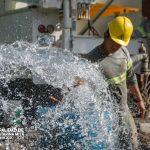Santa Catarina Pínula levanta censo para conocer demanda de agua del municipio