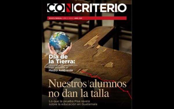 ConCriterio La Revista Abril 2021
