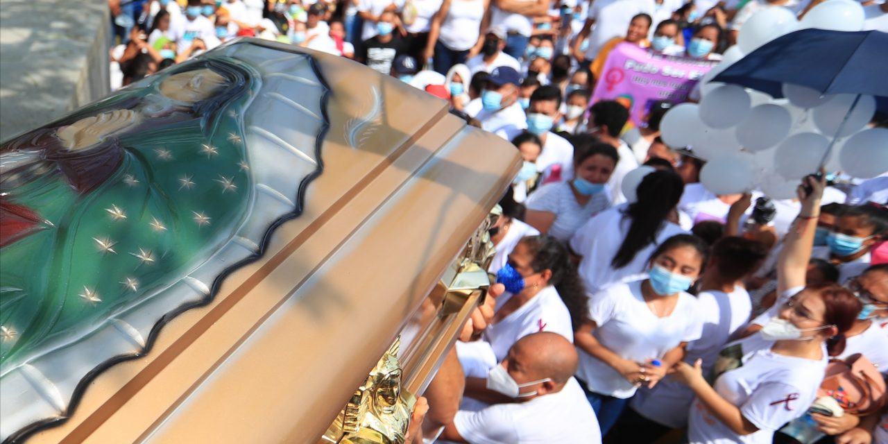 "Familiares de Melissa Palacios: ""Si es necesario, volveremos a salir""<span class=""wtr-time-wrap after-title"">Lectura de <span class=""wtr-time-number"">3</span> min.</span>"