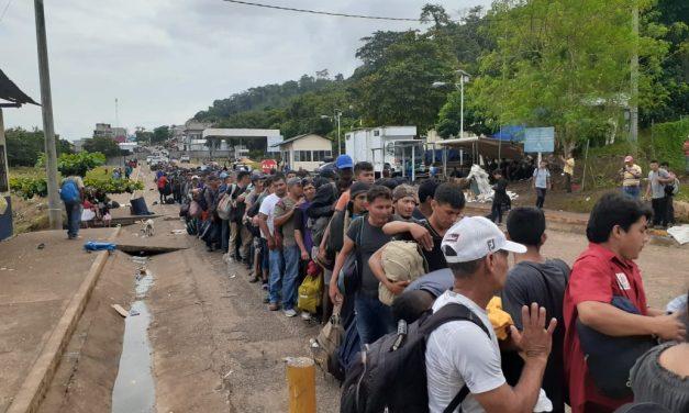 """Petén: es """"el tercer país seguro"""" de Trump en la era de Biden y Giammattei"""